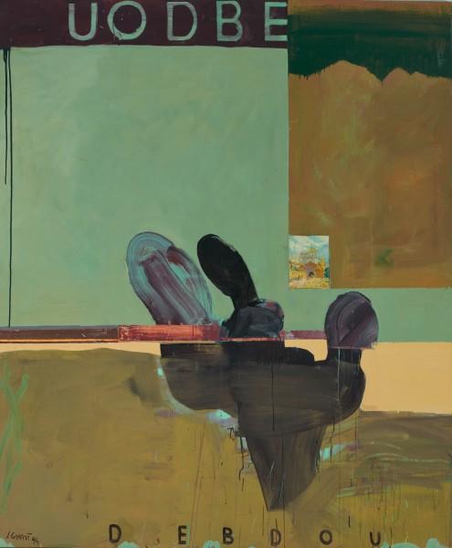 Juan Giralt. 'Debdou'.