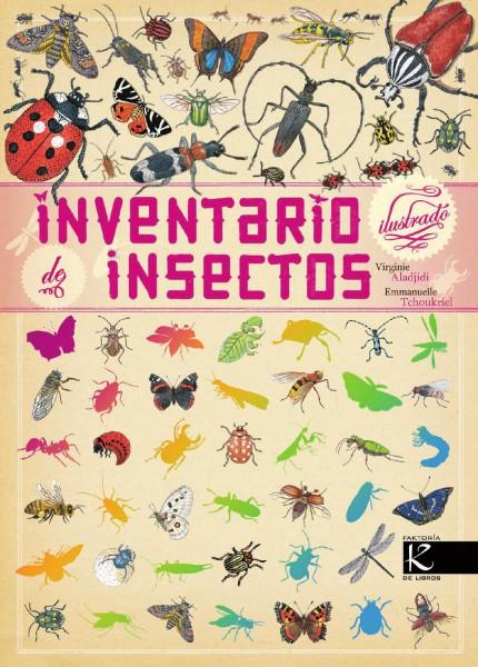 Portada de Inventario de Insectos.