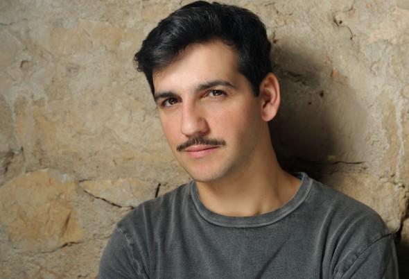 El actor Fran Perea. Foto: Roberto Villalón.