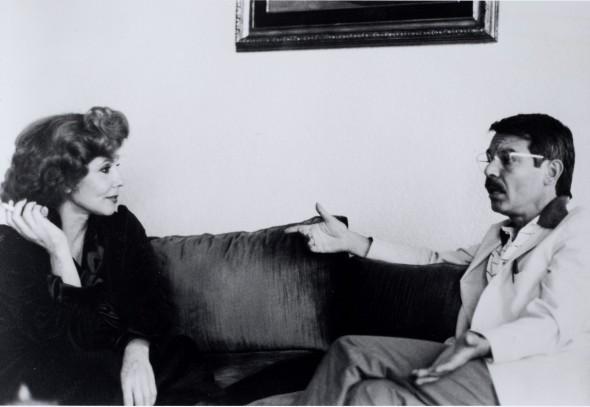 Lilia Prado y Ulises Carrión. Archivo Lafuente.