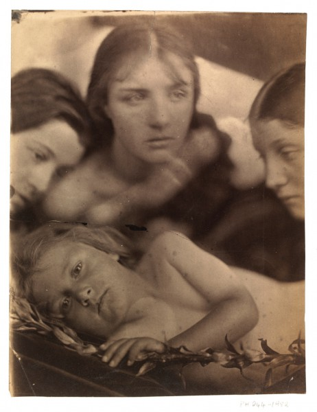Julia Margaret Cameron. Hosanna, 1865. © Victoria and Albert Museum, London