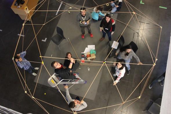 Game Makers: Taller de Diseño de Juegos de Tablero: Foto: Medialab Prado.
