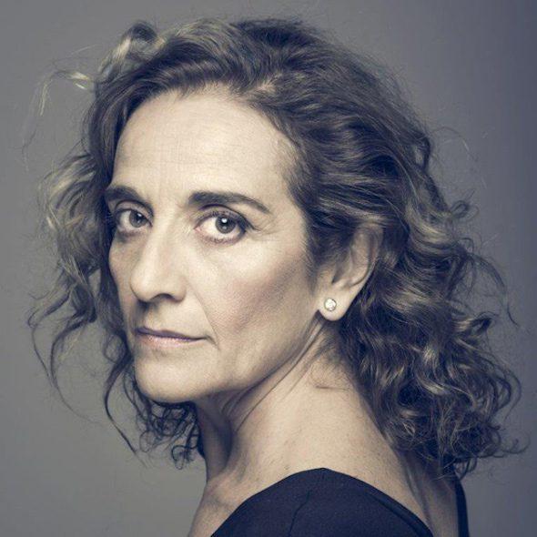 La actriz Consuelo Trujillo.