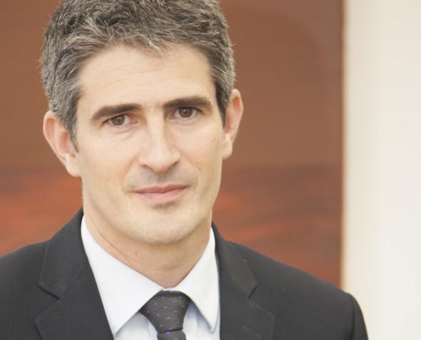 El director general de Triodos España, Mikel García-Prieto.