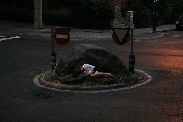 Un fotograma de la película 'Esa sensación'