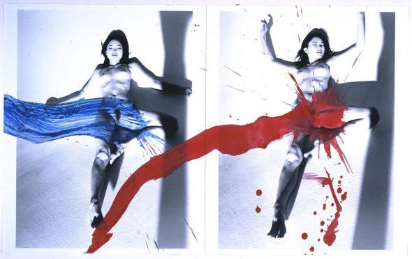 Amor de KaoRi, 2007. Collection privée, New York © Nobuyoshi Araki/eyesencia