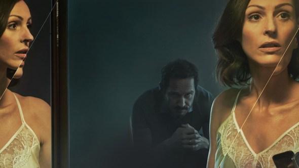 Fotograma de la serie Dr. Foster.