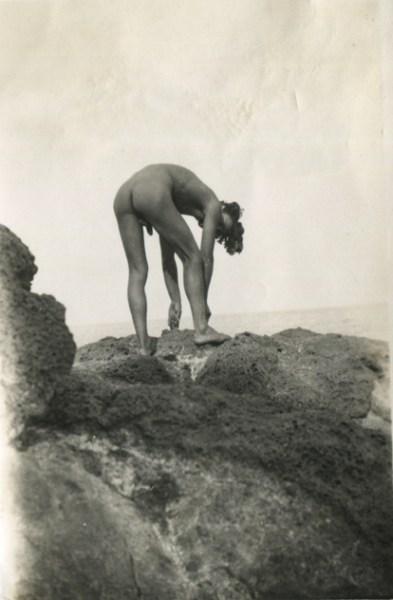 Fotógrafo anónimo alemán. Tenerife, años 40 o 50.