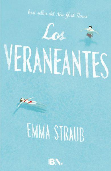 Portada del libro de Emma Straub.