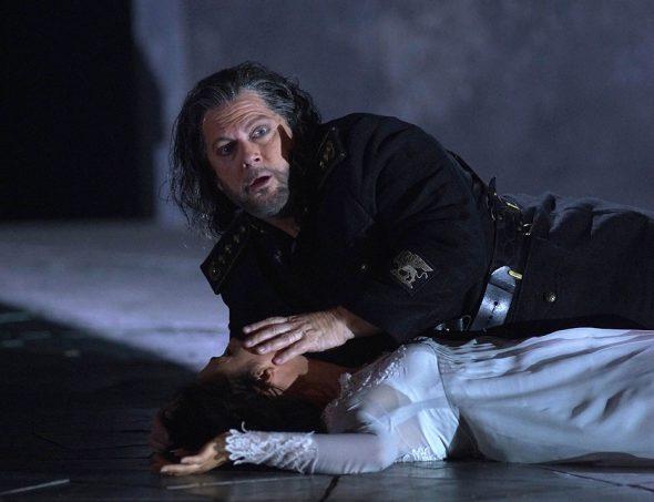 Otello. Foto: Javier del Real.