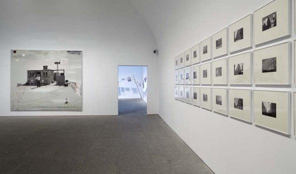 En la exposición arte para pensar