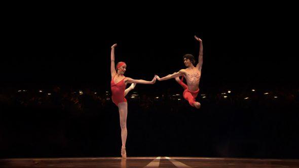 Un fotograma del documental 'Dancing Beethoven' de Arantxa Aguirre.