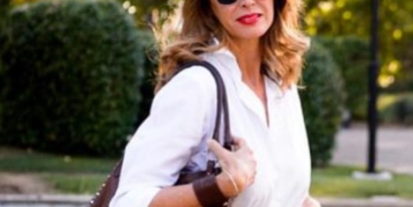 La periodista Ana García Siñeriz