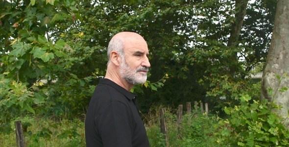 Fernando Aramburu. Foto: Rafael Durán.