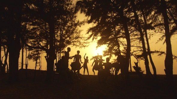 Fotogramas de la película 'Casamance'