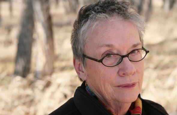 La ganadora del Pulitzer, Annie Proulx.