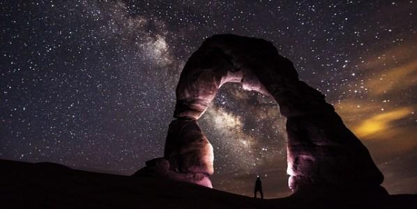 El parque natural Arches Park en el estado de Utah en Estados Unidos. Foto: Pixabay.