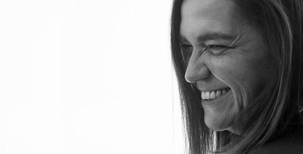 La escritora Marta Rañada. Foto: Cristina Bezanilla.