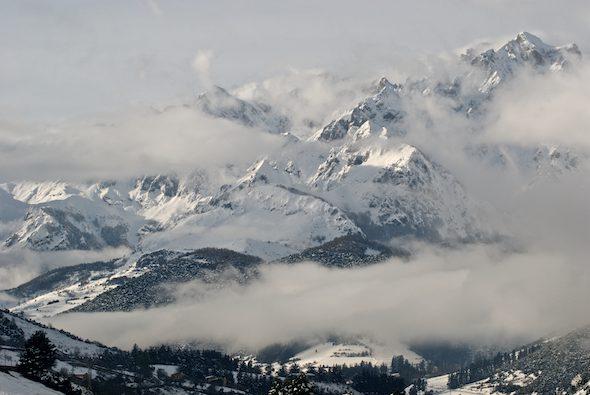 Picos de Europa en la película 'Cantábrico'. Foto: Alejandro Díaz.