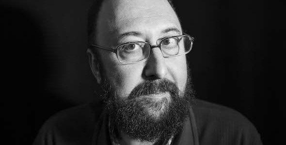 El escritor Hipólito Navarro. Foto: Lisbeth Salas.