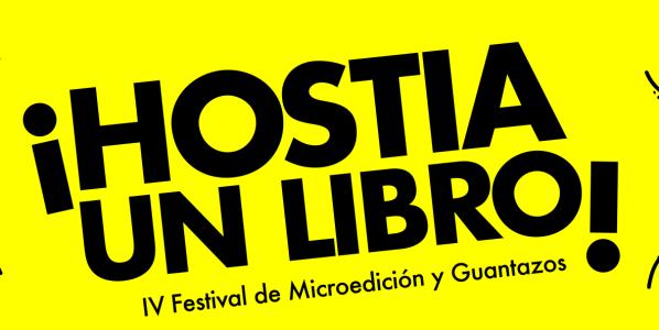 Imagen del festival 'Hostia un libro', en su edición de 2017.