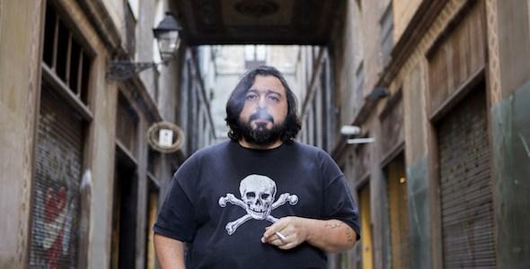 El escritor Hakan Günday. Foto: Ariadna Arnés