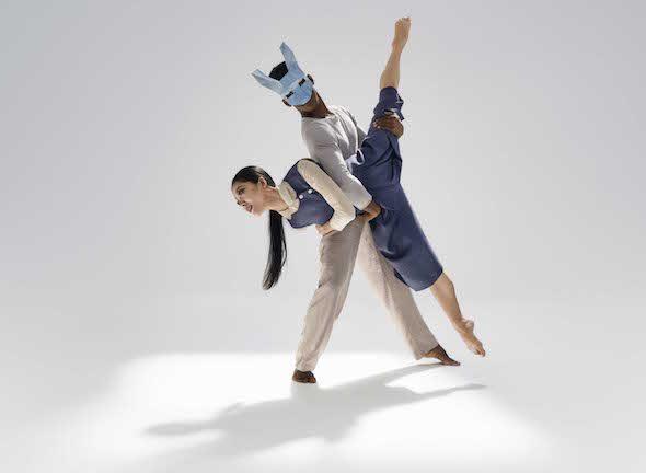 Woodland, coreografía del sueco Pontus Lidberg para la Martha Graham Dance Company.