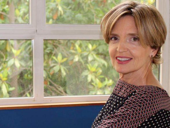 La escritora Cristina Matas.