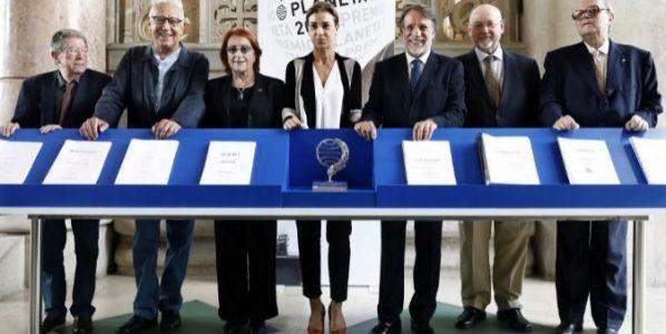 El jurado del Premio Planeta.