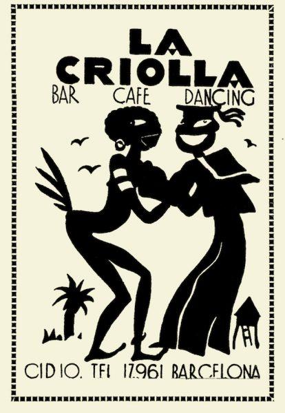 Anuncio de La Criolla de 1932.