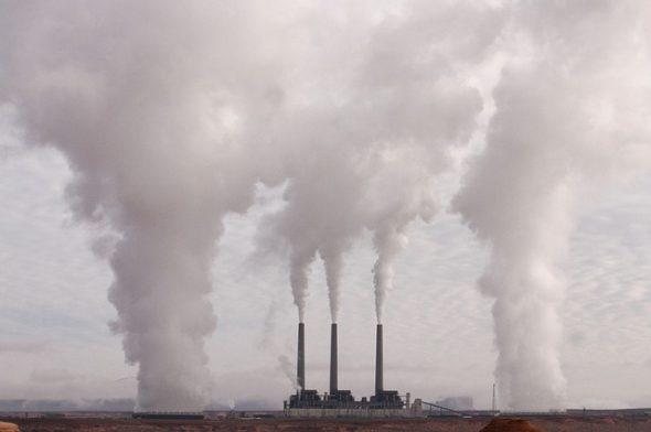 Contaminación de fábricas.