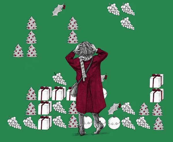 Ilustración Concha Pasamar.