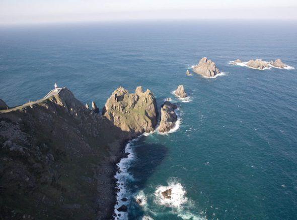 Cabo Ortegal.