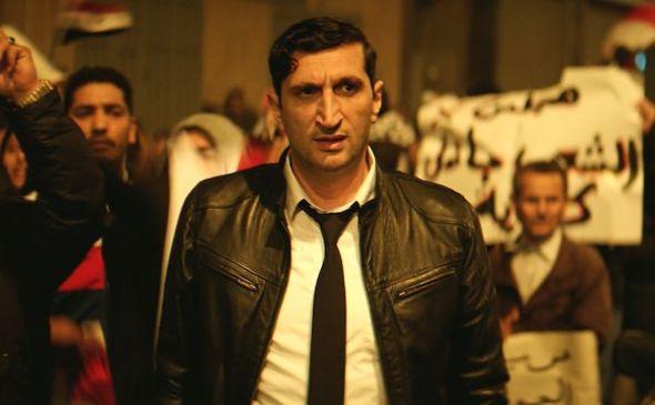 Un fotograma de la película ' El Cairo confidencial '