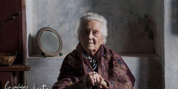 Retrato de Antía Cal, Tita, la maestra, revolucionaria y pionera sobre la que versa el documental 'La palabra justa'.