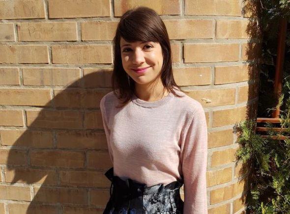 La escritora Aixa de la Cruz.