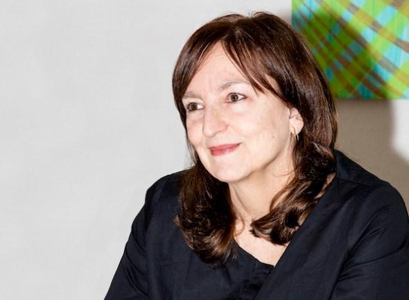 Ana Domínguez Siemens, comisaria de la exposición Viva la diferencia.