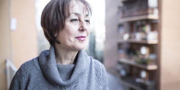 La escritora y activista Patrizia Fiocchetti.