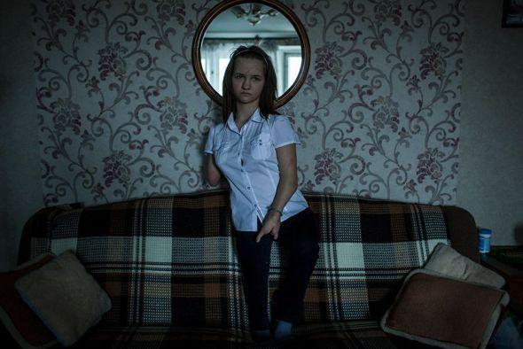 Una fotografía del trabajo Monólogo sobre Chernóbyl