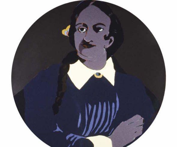 Beatriz González. 'Antonia Santos. Sesquicentenario, S.A'. 1969.
