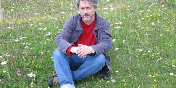 El escritor Manuel Rivas.