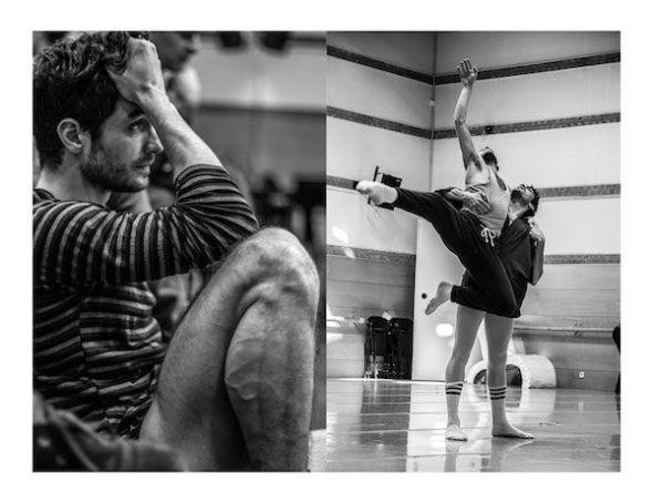Compañía Nacional de Danza, Madrid 2015. Foto: Paul Rodríguez.