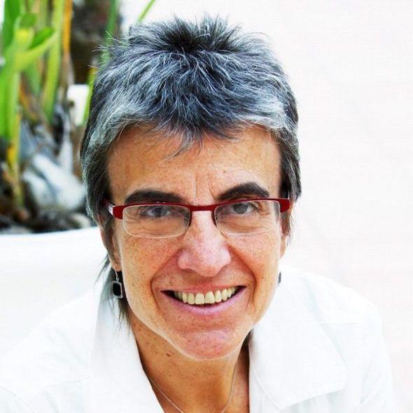 La escritora Ana Freixa.