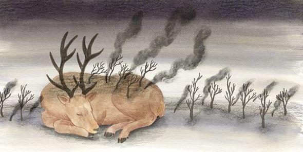 Ilustración de Mar Villar.