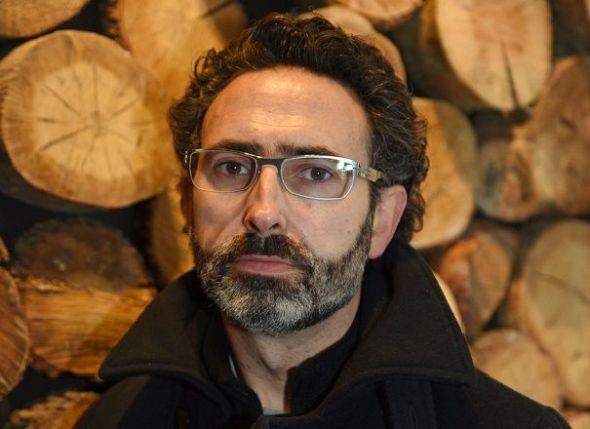 El escritor Jon Bilbao.