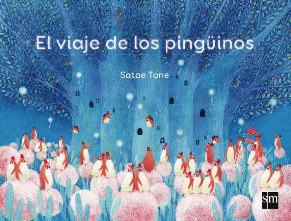 Portada de 'El viaje de los pingüinos'.