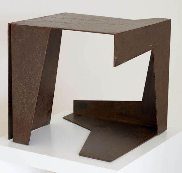 Jorge Oteiza. Caja vacía. Conclusión experimental número 1 (A), 1996. Foto: Cortesía del artista y Centro de Artes Visuales Fundación Helga de Alvear Cáceres.