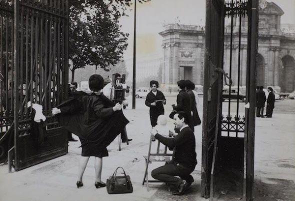 Francisco Ontañón. 'Vivir en Madrid', 1964. MNCARS. Donación de la familia Autric-Tamayo, 2018.