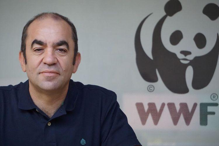 El secretario general de WWF España, Juan Carlos del Olmo. Foto: Manuel Cuéllar.
