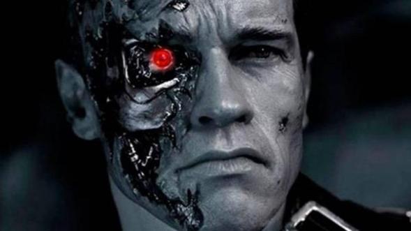 La iconica imagen de 'Terminator'